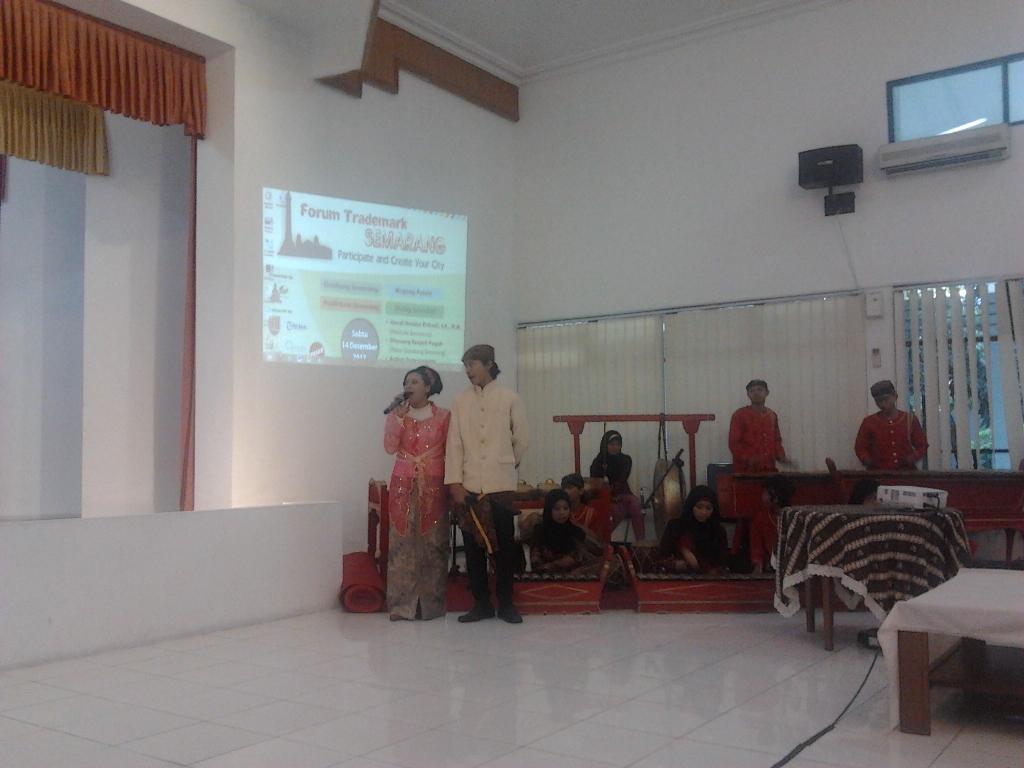 Mengenal Gambang Semarang dari Pakarnya