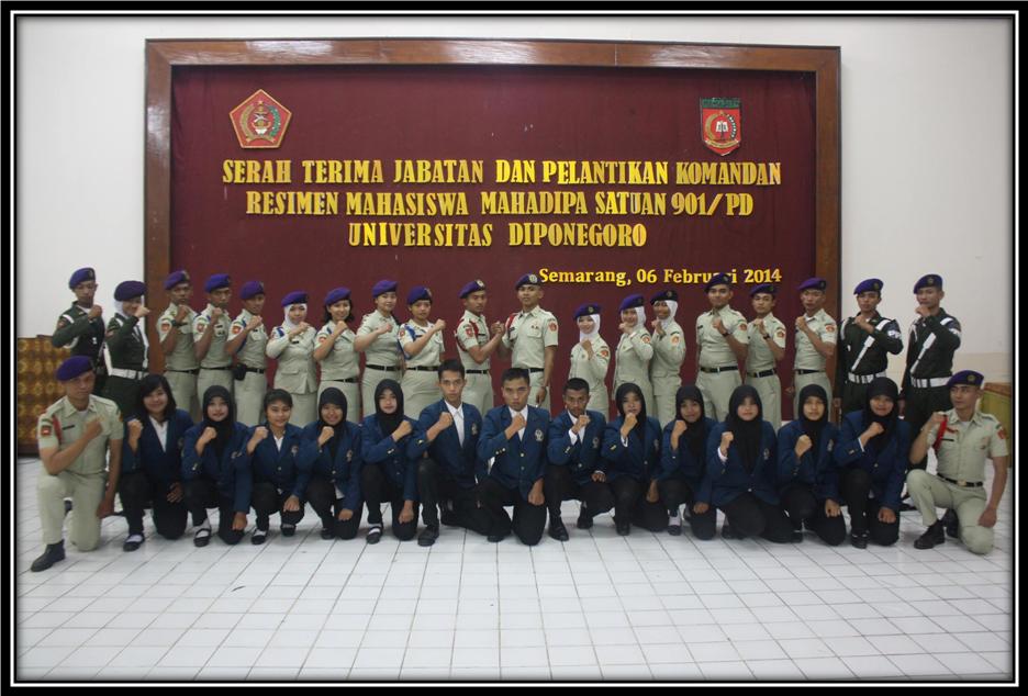 Resimen Mahasiswa Universitas Diponegoro (Menwa Undip)