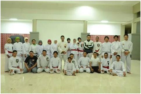 Kelatnas Perisai Diri Universitas Diponegoro