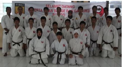 Karate Inkado Universitas Diponegoro