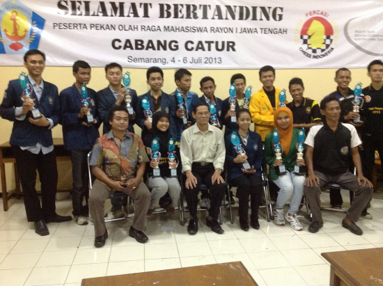 Catur Universitas Diponegoro
