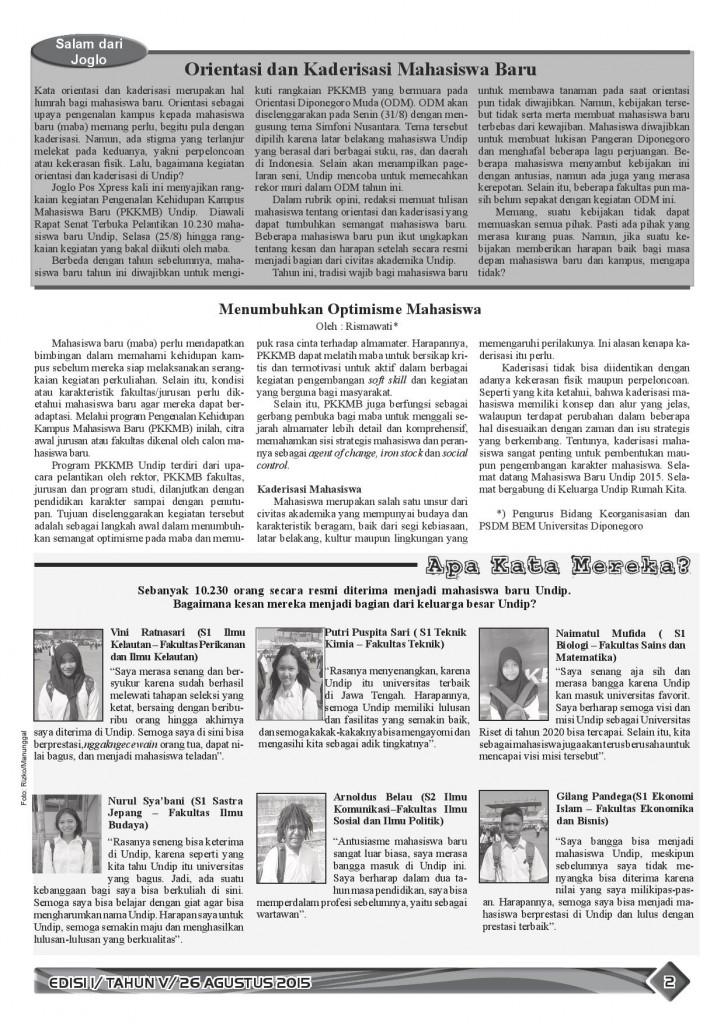 Joglo Pos Express Edisi I_Tahun V_26 Agustus 2015_page 2