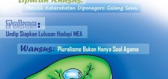 Tabloid Edisi I Tahun XV September 2015