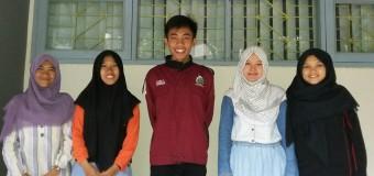 Mahasiswa Undip Ciptakan Genting Berbahan Dasar Limbah Sekam Padi