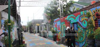 Kampung Seni Palebon Jadi Tempat yang Instagrammable