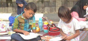 Tularkan Virus Membaca Lewat Campaign of Reading