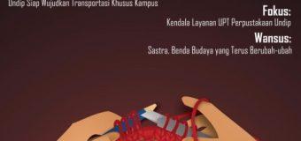 Tabloid Edisi II Tahun XV Juli 2016