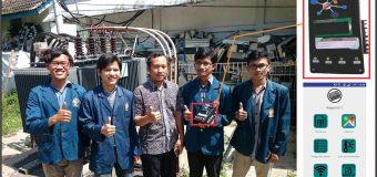Mahasiswa Undip Ciptakan Alat Monitoring untuk PLN Berbasis Android