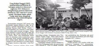 Joglo Pos Edisi II / Tahun XVII / 12 Juni – 12 Juli 2017