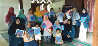TIM PKM-M Undip Latih Pembuatan String Art di Desa Mluweh