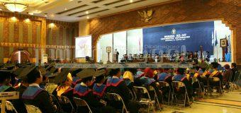 Pindah Lokasi Wisuda, Undip Pilih Masjid Agung Jawa Tengah