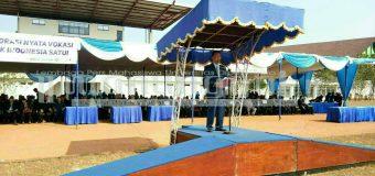Sekolah Vokasi Adakan ODM Perdana