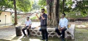 Kampanye Perdana Pemira Undip 2017, SV Beri Jamuan.