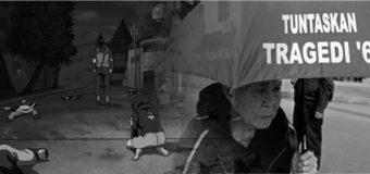 Pesan dari Pembantaian Klan Uchiha untuk Rekonsiliasi '65