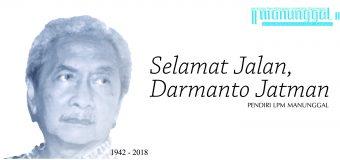 Selamat Jalan, Darmanto Jatman