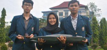 Mahasiswa Undip Ciptakan Kapal Pendeteksi Tingkat Kesadahan Air