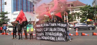 Gerakan Rakyat Menggugat : Lawan Kebijakan Anti Kesejahteraan Buruh