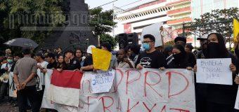Korban Aksi Berjatuhan, Massa Aksi #SemarangMelawan Tambah Tuntutan