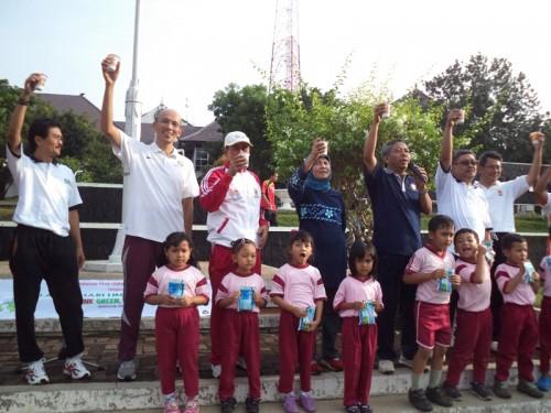 Undip Peringati Hari Lingkungan Hidup dan Hari Susu Nusantara