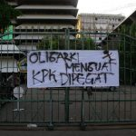 Aksi Peringatan Hari Oligarki dan G30S/TWK Berakhir Ricuh, Polri: Mereka Meneriaki Kami dengan Kata-Kata Tak Pantas